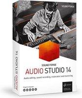 Magix SOUND FORGE Audio Studio 14 - 1 apparaat - PC - Engels