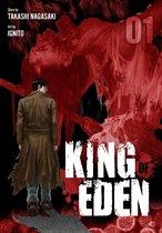 Omslag King of Eden, Vol. 1