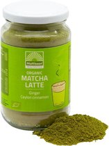 Mattisson / Matcha Latte Gember – Ceylon kaneel BIO - 140 gram (MT2092)