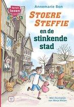Leren lezen met Kluitman  -   Stoere Steffie en de stinkende stad