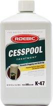 Roebic K47 | Krachtige Beerput Enzymen | Goed voor 1 Jaar Onderhoud | 946 ml