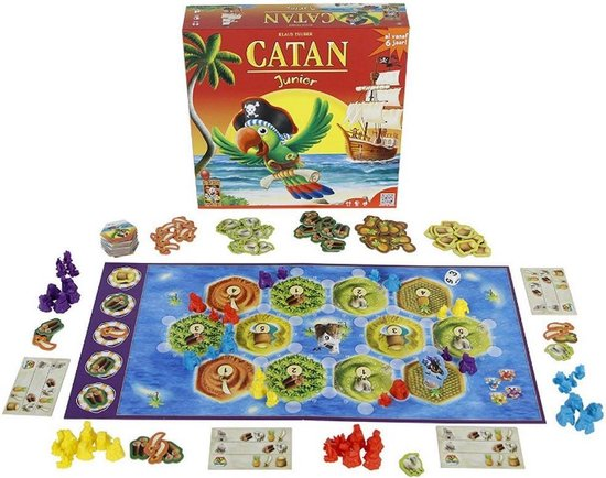 Catan Junior - Bordspel