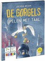 Boek cover De Gorgels spelen met taal van
