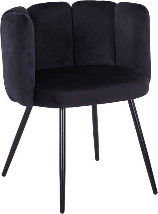 Pole to Pole - High Five chair - Black