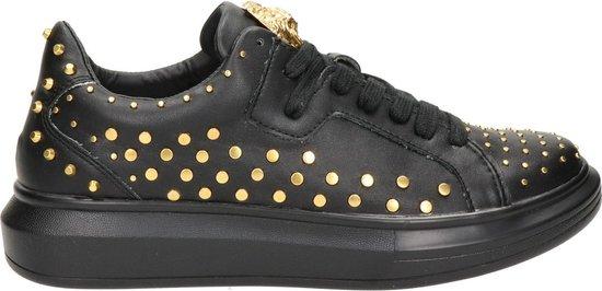 GUESS Salerno Heren Sneakers - Zwart - Maat 41