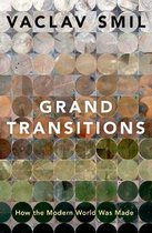 Boek cover Grand Transitions van Vaclav Smil (Hardcover)