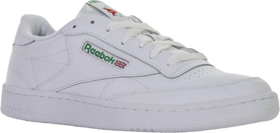 Reebok Club C 85 Sneakers Heren - Intense White/Green - Maat 41