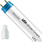 PHILIPS - LED TL Buis T8 met Starter - CorePro LEDtube EM 840 - 120cm - 14.5W - Natuurlijk Wit 4000K   Vervangt 36W