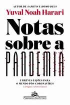 Omslag Notas sobre a pandemia