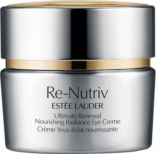 Estee Lauder Re-Nutriv Ultimate Renewal Nourishing Radiance Oogcrème - 15 ml