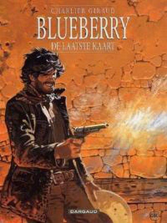 Cover van het boek 'Blueberry 2: 021 De laatste kaart'