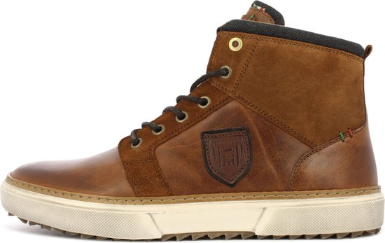 Pantofola d'Oro Benevento Uomo Hoge Bruine Heren Boots 44