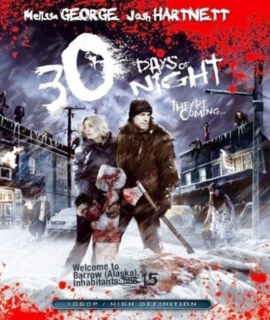 Cover van de film '30 Days Of Night'