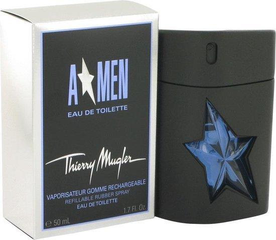 Thierry Mugler A*men Rubber Navulbaar - 50 ml - Eau de toilette - Thierry Mugler