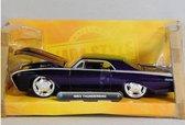 Ford Thunderbird Oldskool 1963 - 1:24 - Jada Toys