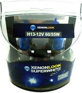 Xenonlook Super White H13 4300k 55w