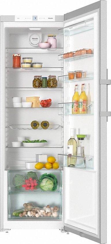 Koelkast: Miele K 28202 D edt/cs - Kastmodel koelkast, van het merk Miele