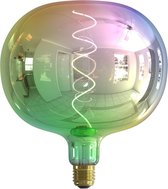 Calex Colors Boden - Opal - led lamp - Ø220mm - Dimbaar