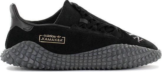 adidas Originals x NEIGHBORHOOD - Kamanda 01 NBHD - Heren Sneakers Sportschoenen Casual schoenen Zwart B37341 - Maat EU 47 1/3 UK 12