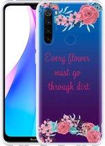 Xiaomi Redmi Note 8T Hoesje Every Flower