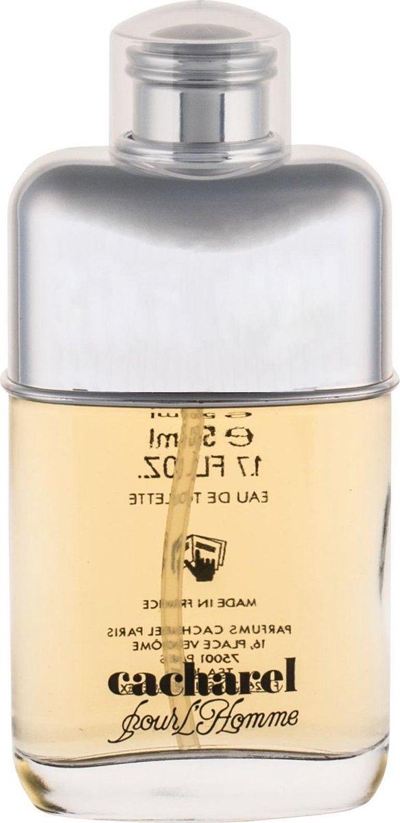 Cacharel pour L'Homme 50 ml - Eau de Toilette - Herenparfum - Cacharel