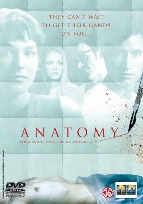 Cover van de film 'Anatomy 1'