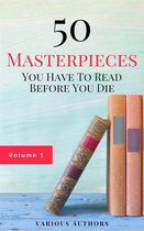 Boek cover 50 Masterpieces you have to read before you die vol: 1 (Guardian™ Classics) van D.H.Lawrence (Onbekend)