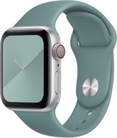 Apple watch sport band -  cactus - 38mm en 40mm - SM - iwatch - Horlogeband Armband Polsband