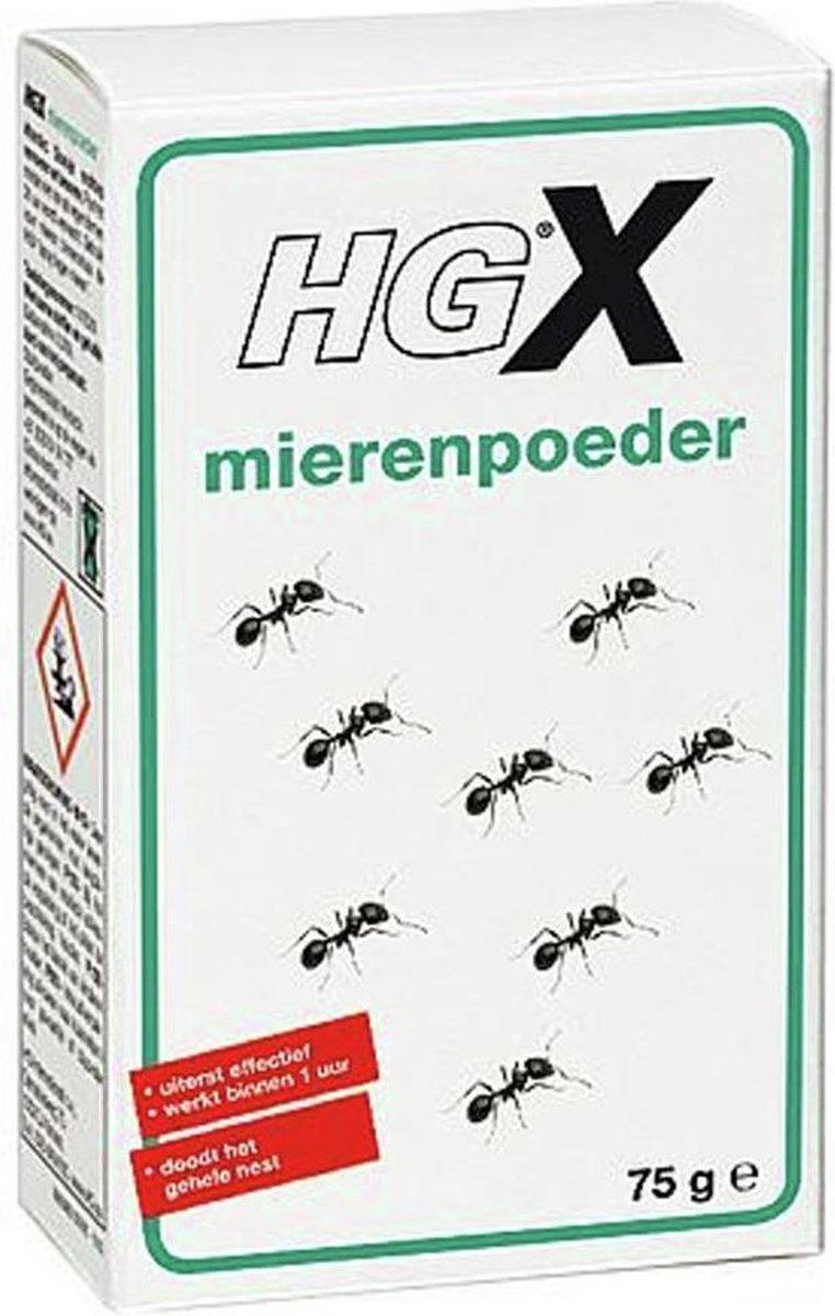 HG Mierenpoeder - 75 gram