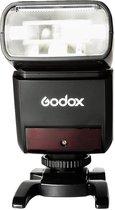 Godox Speedlite TT350 Pentax - Zwart
