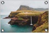 Tuinposter –Bergen aan de Zee – 150x100 Foto op Tuinposter (wanddecoratie voor buiten en binnen)