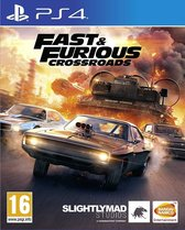 Fast & Furious: Crossroads - PS4