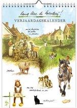 Rien Poortvliet verjaardagskalender 'Lang leve de boerderij'