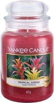 Yankee Candle Large Jar Geurkaars - Tropical Jungle