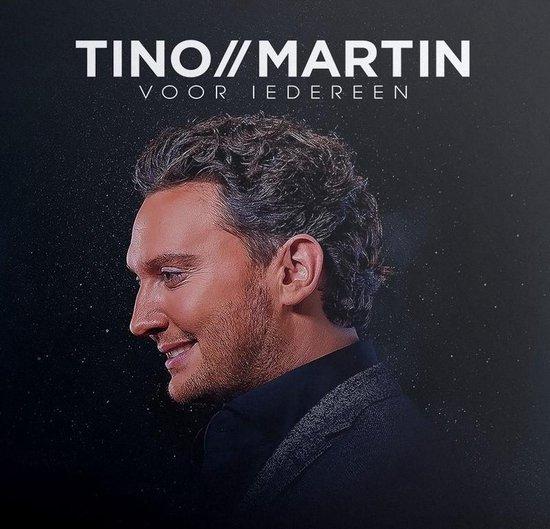CD cover van Voor Iedereen van Tino Martin