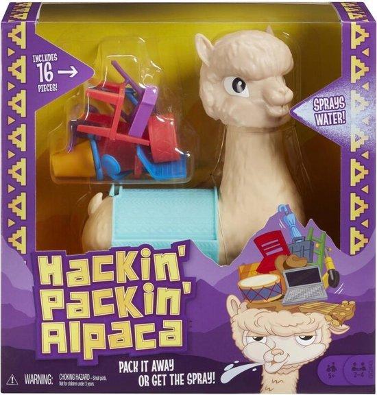 Afbeelding van het spel Mattel Stapelgekke Alpaca