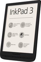 Pocketbook InkPad 3 e-book reader Touchscreen 8 GB Wi-Fi Zwart