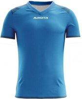 Masita Avanti Shirt - Voetbalshirts  - blauw licht - L