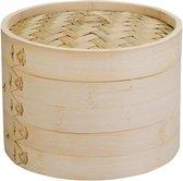 Ibili - Stoommandje bamboe 2-laags