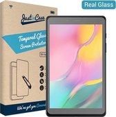 Samsung Tab A 8.0  screenprotector - Gehard glas - Transparant - Just in Case