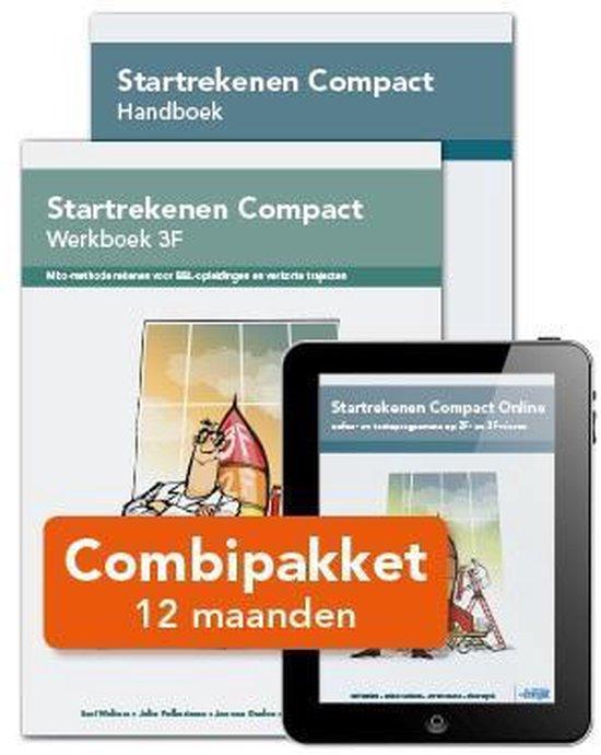 Combipakket Startrekenen Compact 3F HWL12 - Rieke Wynia  