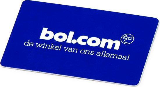 bol.com cadeaukaart - 50 euro - Bedankt!