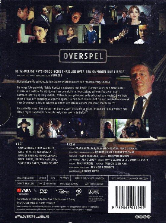 Overspel - Serie 1