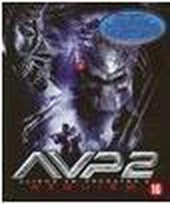 Cover van de film 'Aliens Vs Predator 2'