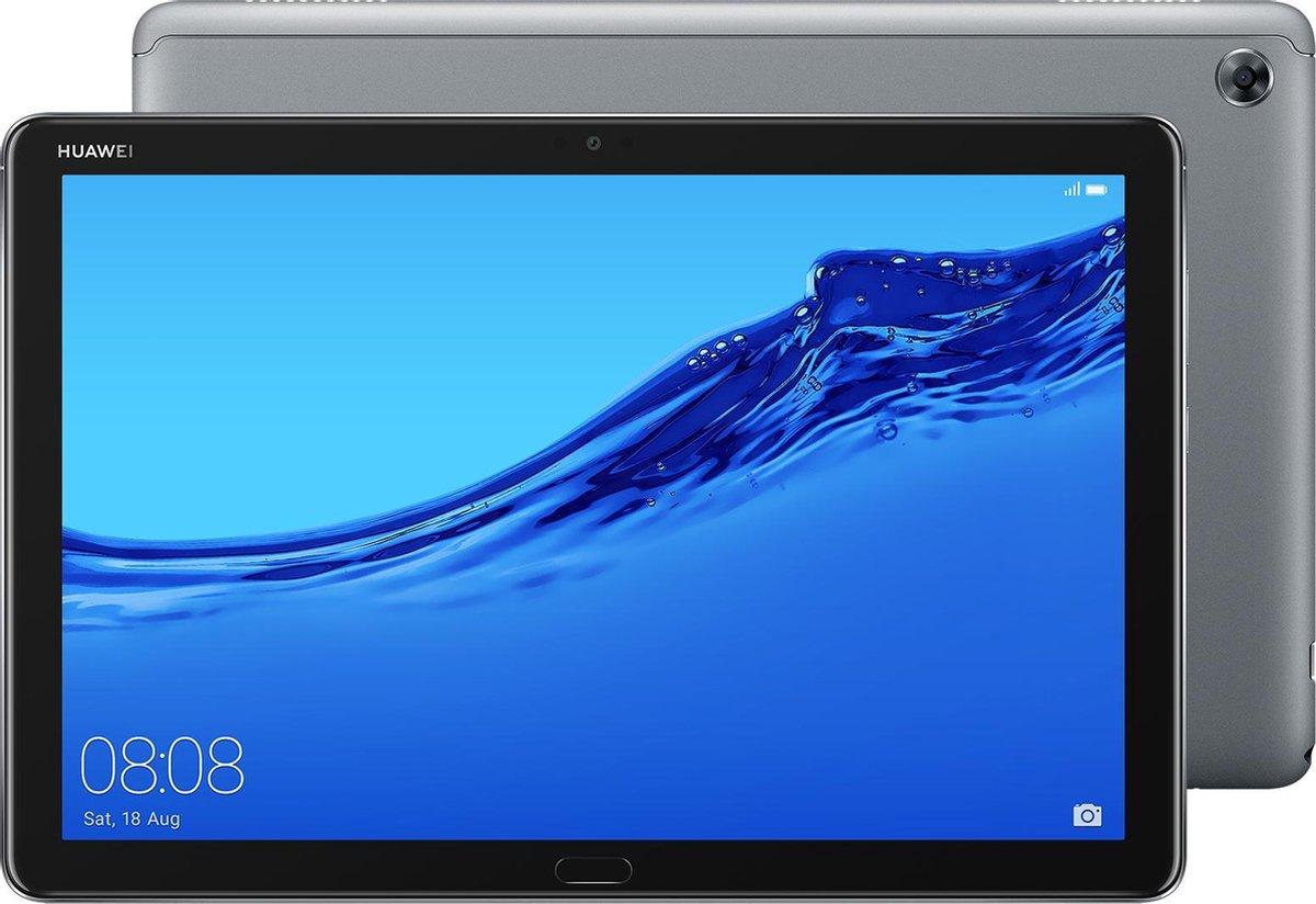 Huawei MediaPad M5 Lite – 10.1 inch – WiFi – 64GB – Grijs