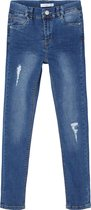 name it NKFPOLLY Meisjes Skinny Jeans - Maat 146