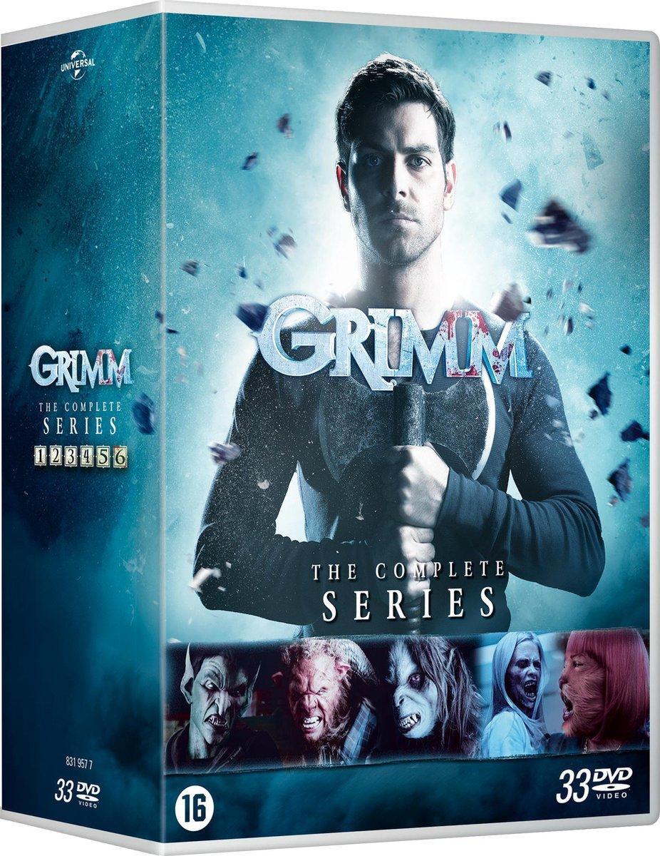 Grimm - Seizoen 1 t/m 6 - The Complete Series