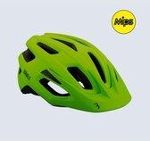 BBB Cycling Dune MIPS Fietshelm - Maat L - Matt Neon Yellow