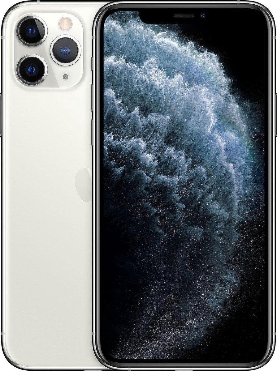 Apple iPhone 11 Pro - Alloccaz Refurbished - B grade (Licht gebruikt) - 64GB - Zilver