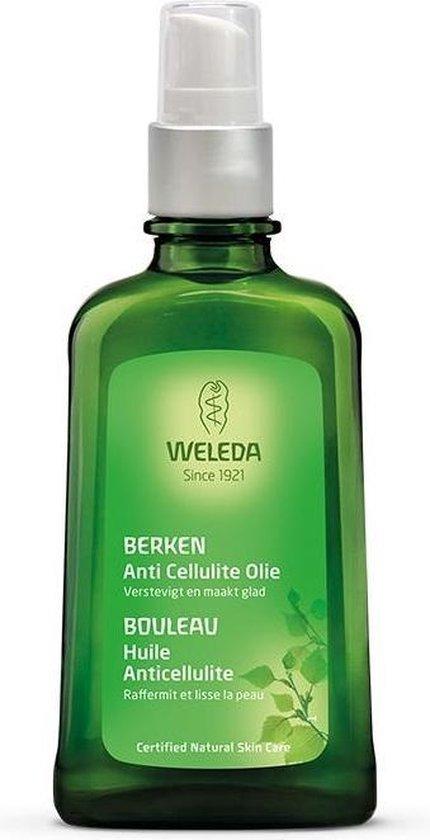 Weleda Berken Anti Cellulitis Olie - 100ml - Natuurlijk